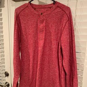 Lululemon Henley Shirt